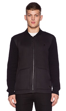 G-Star Manhem Bomber in Black