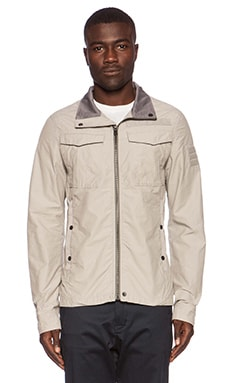 G-Star Recolite Dizrey Overshirt in Industrial Grey