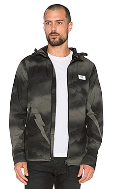 G-Star Nubes RFG Hooded Overshirt in G-Star Grey