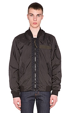 G-Star Submarine Myrow Nylon Bomber in Raven