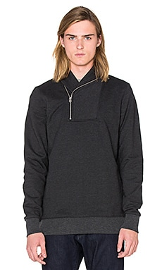 Orando Aero Sweatshirt in Black