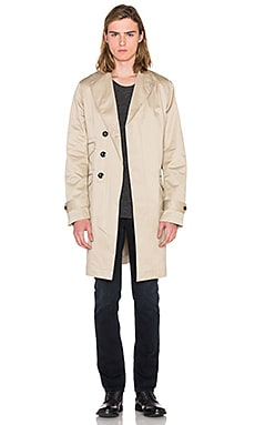 G-Star Frock Coat in Khaki