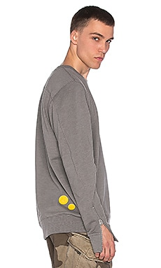 G-Star Orando Sweatshirt in Platinum