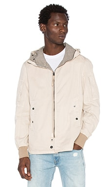 G-Star Batt Overshirt in Milk & Whitebait
