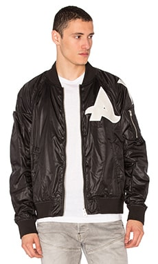 G-Star x Afrojack Bomber in Black