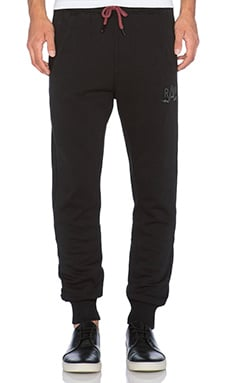G-Star Kaus Houston Sweatpant in Black