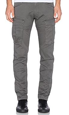 G-Star Rovic Slim Micro Stretch Twill in G-Star Grey