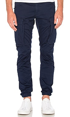 G-Star Rovic Slim Pant in Sartho Blue