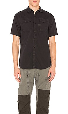G-Star Landoh Shirt in Black