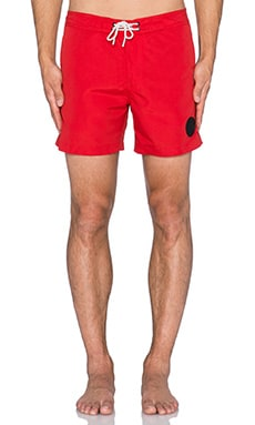 G-Star Devano Cord Swimshorts in Flame