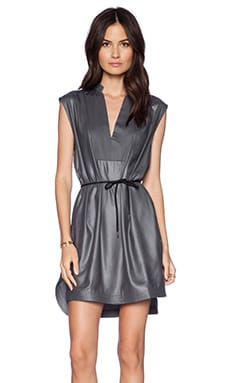 G-Star Davin Shirt Dress in Battle Grey