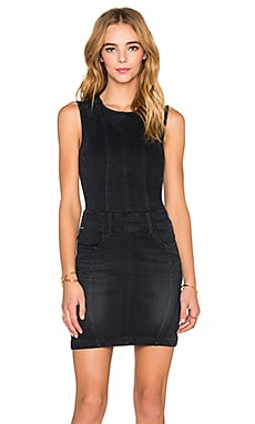 G-Star Lynn Dress in Dark Aged