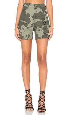 Rovic Short en Verde Salvia