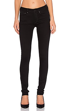 G-Star 3301 Contour High Skinny in Rinsed