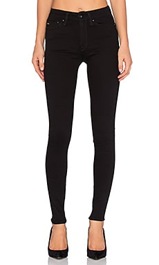 G-Star Slander Super Skinny in Brucc Black Superstretch