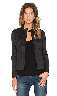 G-Star 5620 Biker Jacket in Rinsed