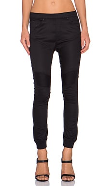 G-Star 5620 Jogger Biker Pant in Silicon Rinse