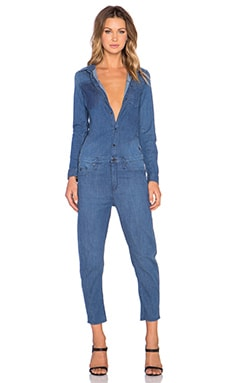 G-Star Type C Boiler Jumpsuit in Medium Age