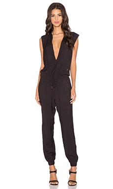 G-Star Calis Jumpsuit in Black