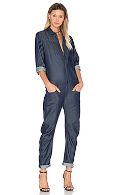 Arc Jumpsuit en Rinsed