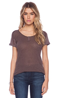 G-Star Honeycomb Top in Taupe