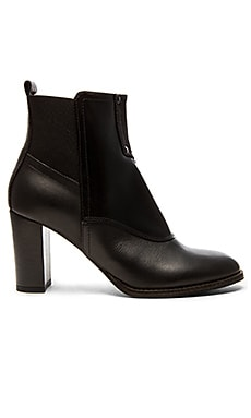 G-Star Bastille Ramona Bootie in Black Leather