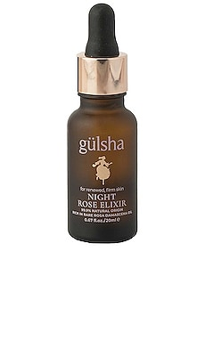Regenerative Night Rose Elixir Gulsha $40