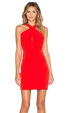 Купить Платье rai - Greylin оранжевого цвета