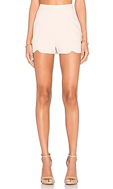 Greylin Krissa Short in Blush