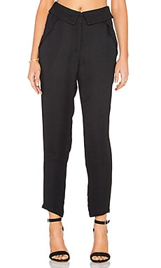 Tribeca Pant in Black