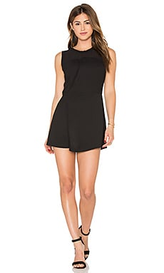 Kladelle Romper in Black