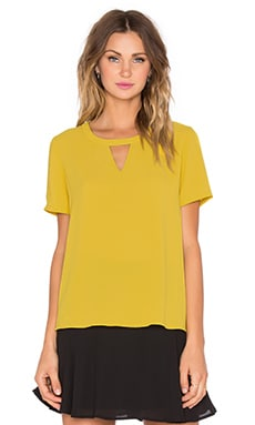 Greylin Thelius Top in Canary