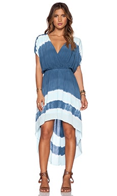Gypsy 05 Hi-Lo Dress in Marlin