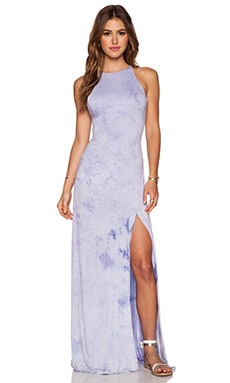 Gypsy 05 Halter Maxi Dress in Lilac