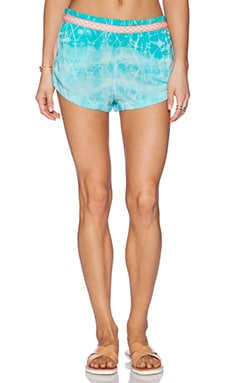 Gypsy 05 Voile Short in Mirage Turquoise