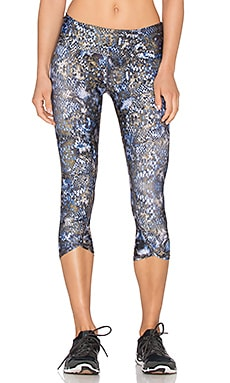 Gypsy 05 Physique Crop Legging in Grey Multi