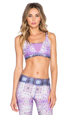 Gypsy 05 Active Sports Bra in Lavender