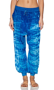 Gypsy 05 Drawstring Pant in Mirage Azure