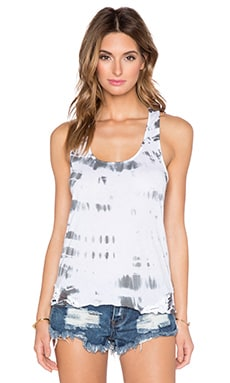 Gypsy 05 Racerback Tank in Grey