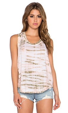 Gypsy 05 Supima Racerback Tank in Salmon
