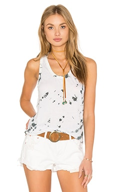 Gypsy 05 Racerback Tank in Shell