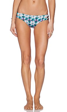 Gypsy 05 Tie Dye Bikini Bottom in Midnight Reef