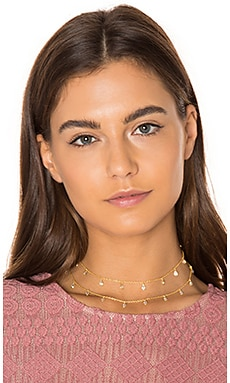Florence Choker in Gold