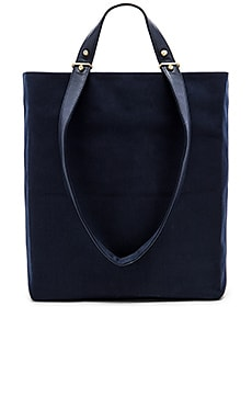 Haerfest Two Handle Tote in Blue