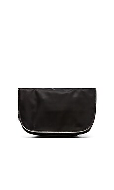 Haerfest Cross Body Messenger Compact in Black