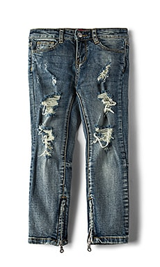 Ryder Ripped Denim
