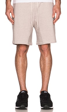 Hall of Fame Tech 3M Dots Shorts in Heather