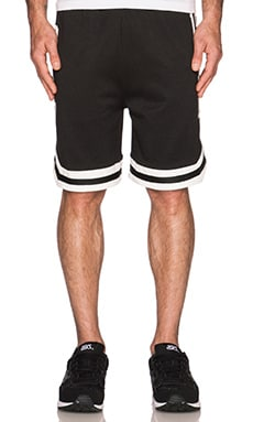Hall of Fame Dates Practice Shorts in Black