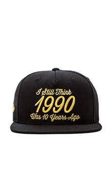 Hall of Fame I Still Think Snapback in Black