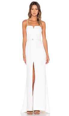 Halston Heritage White Dress - RP Dress